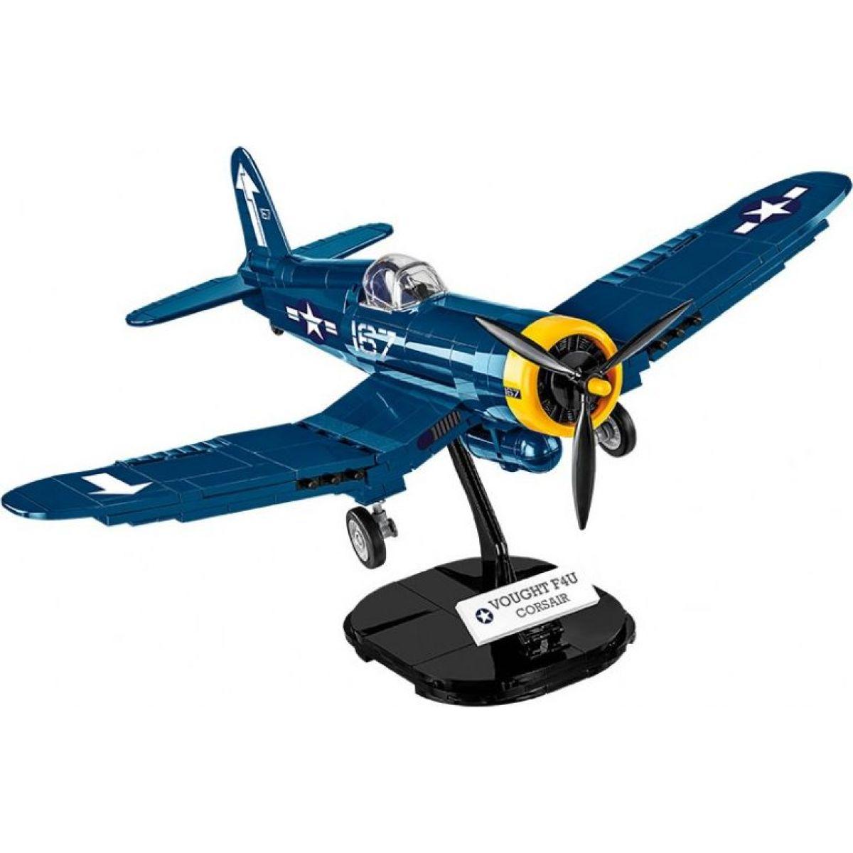 Cobi Malá armáda 5714 World War II F4U Corsair