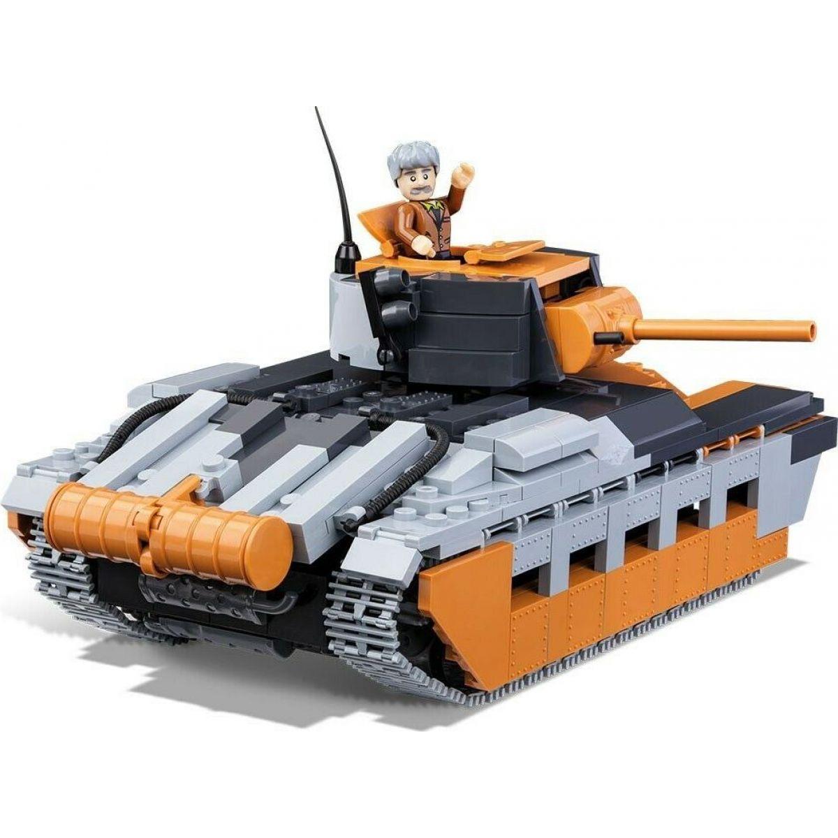 COBI 2495 Small armyII II WW Matilda 510 k 1 f