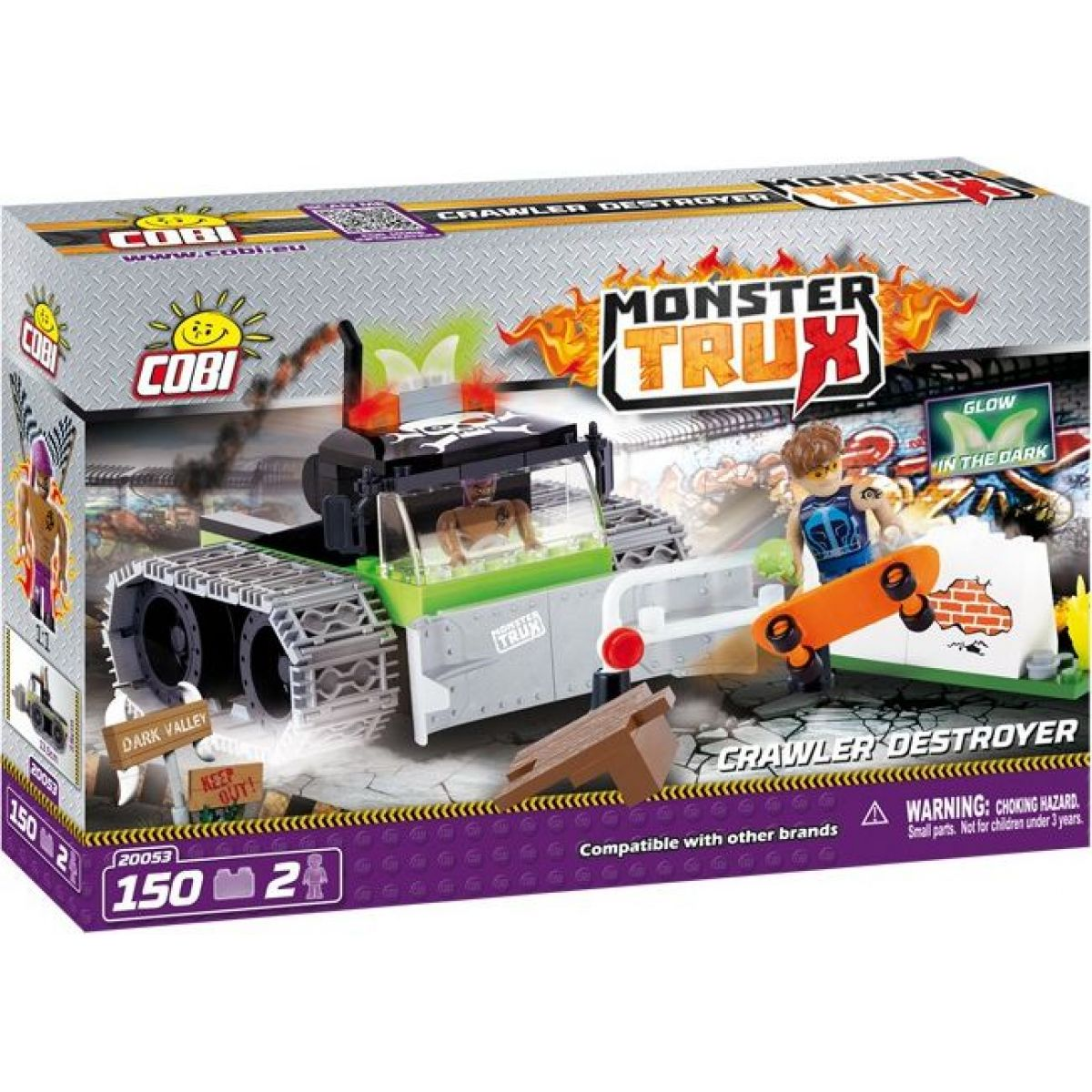 Cobi 20053 Monster Trux 150 k