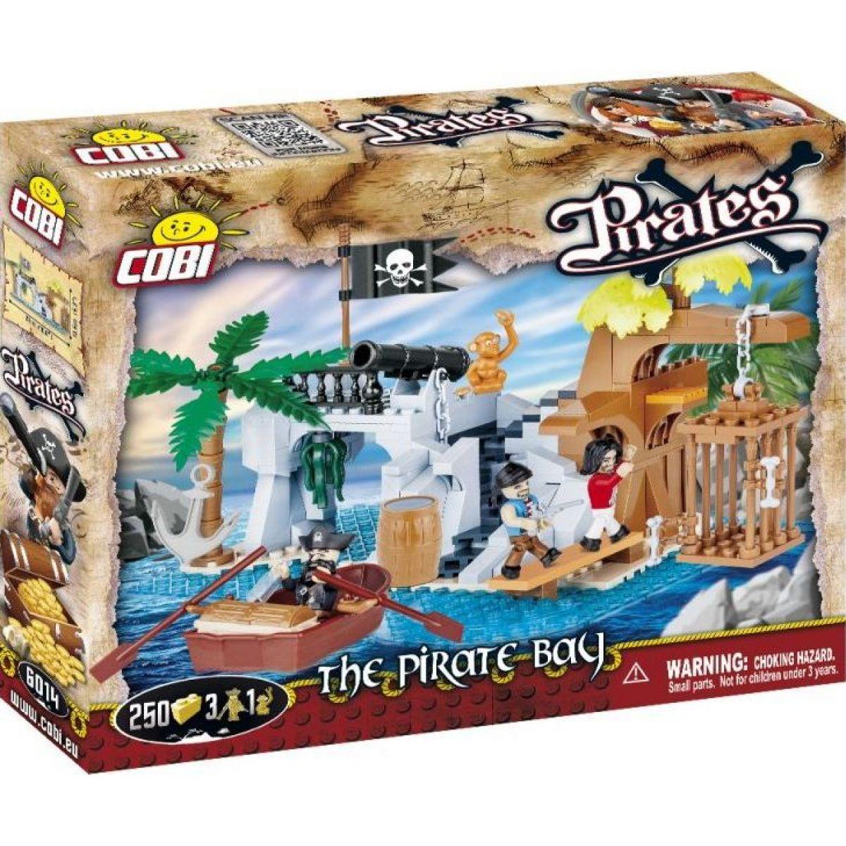 COBI 6014 Piráti Pirátská zátoka