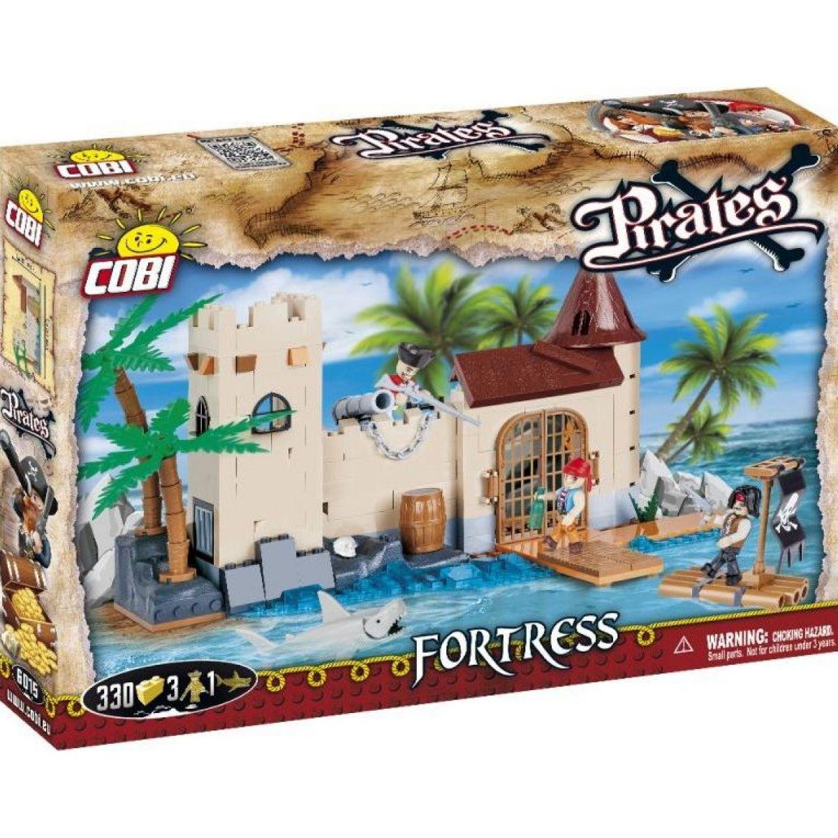 COBI 6015 Piráti Pevnost