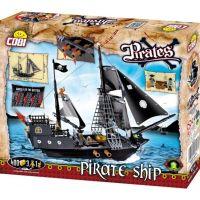 Cobi Piráti 6016 Pirátská loď 2