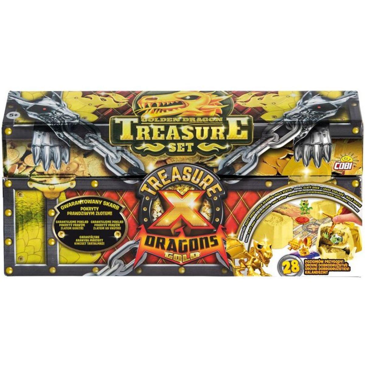 Cobi Treasure X truhla séria 2