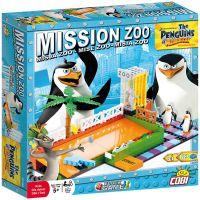 Cobi Tučňáci z Madagaskaru 26180 Hra Mise ZOO