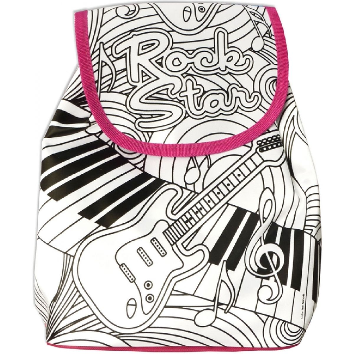 Color Me Mine batůžek Rock Star