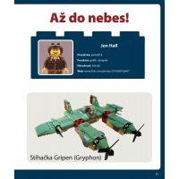 LEGO Cesta za dobrodružstvom 1 Megan Rothrock 2