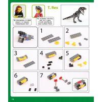 LEGO Cesta za dobrodružstvom 1 Megan Rothrock 5