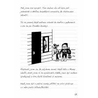 Deník malého poseroutky - Jeff Kinney 5
