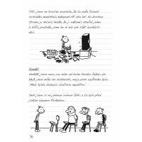 Denník malého poseroutky Posledné kvapka - Jeff Kinney 3