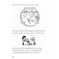 Deník malého poseroutky Psí život - Jeff Kinney 5