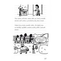 Denník malého poseroutky 8 - Fakt smola - Jeff Kinney 5