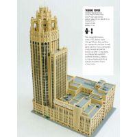 Cooboo LEGO a svetoznáme stavby z neho 2