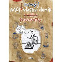 Můj - nový vlastní deník malého poseroutky - Tony Northrup