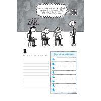 Školní deník malého poseroutky 2