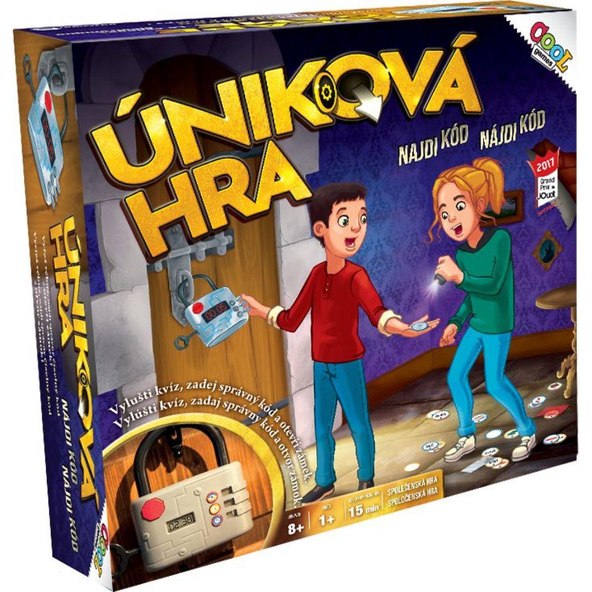 Cool Games Úniková hra Otvor zámok
