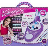 Spin Master Cool Maker náramkovač fialová, růžová, zelená 4