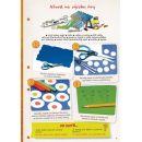 Velká kniha stolních her pro děti - Pavla Šmikmátorová, Libor Drobný, Lukáš Němeček 3