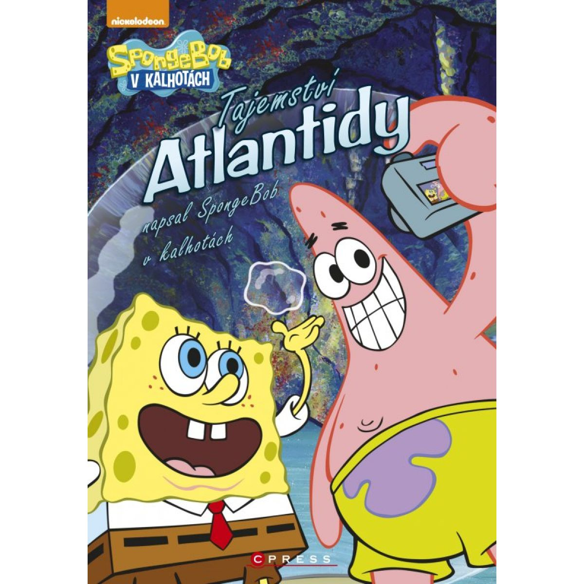 SpongeBob - Tajemství Atlantidy - Sarah Willsonová