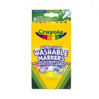 Crayola Fixky super tenké 8 ks