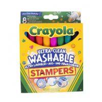 Crayola razítkovací fixy 8 ks