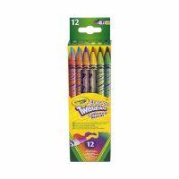Crayola Šroubovací pastelky 12 ks