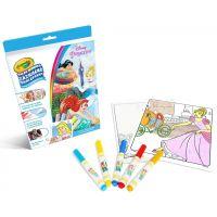 Crayola Zázračné maľovanky Disney Princezné 2