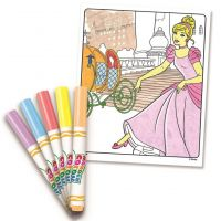 Crayola Zázračné maľovanky Disney Princezné 3