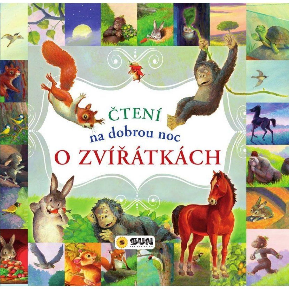 Čítanie na dobrú noc o zvieratkách