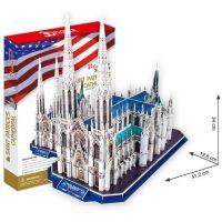CUBIC FUN 3D puzzle Katedrála svatého Patrika New York