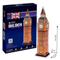 CUBIC FUN 3D puzzle Big Ben malý Londýn