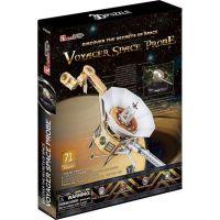 CUBIC FUN 3D puzzle Kozmická sonda Voyager 2