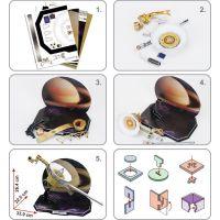CUBIC FUN 3D puzzle Kozmická sonda Voyager 3