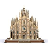 CubicFun Puzzle 3D Duomo di Milano 251 dielikov 3