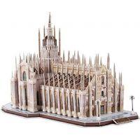CubicFun Puzzle 3D Duomo di Milano 251 dielikov 4