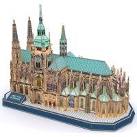 Cubic Fun 3D puzzle Katedrála svatého Víta 193 dílků