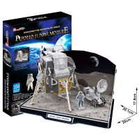 CUBIC FUN 3D puzzle Lunárny modul Apollo 104 dielikov