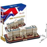 CubicFun 3D Puzzle Palác  Buckingham 72 dielikov