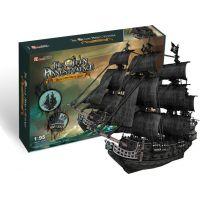 CUBIC FUN 3D puzzle Plachetnice Queen Anne's Revenge