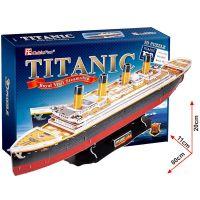 CUBIC FUN 3D puzzle Titanic 113 ks