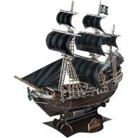 CUBIC FUN 3D puzzle Plachetnice Queen Anne's Revenge 6