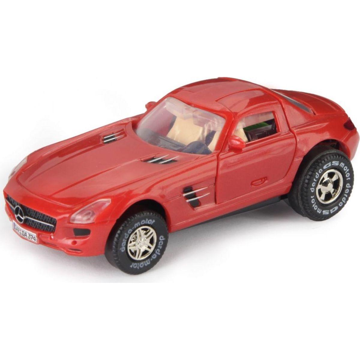 Darda Mercedes-Benz SLS AMG červený