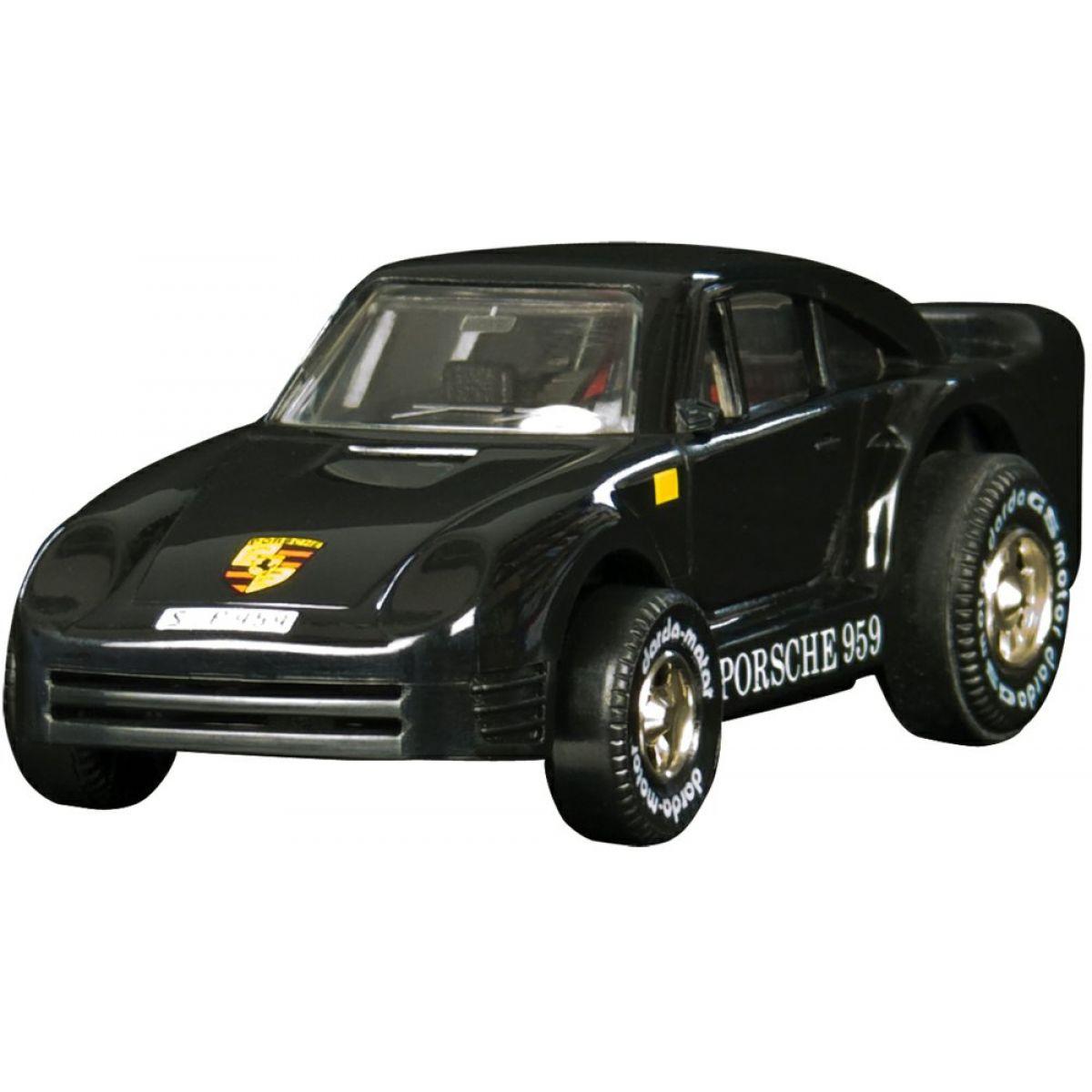 Darda Porsche 958 čierne