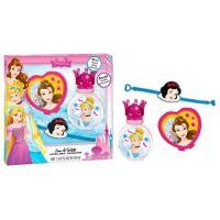Dárková sada Princess s toaletní vodou 30 ml s náramkem a zrcátkem