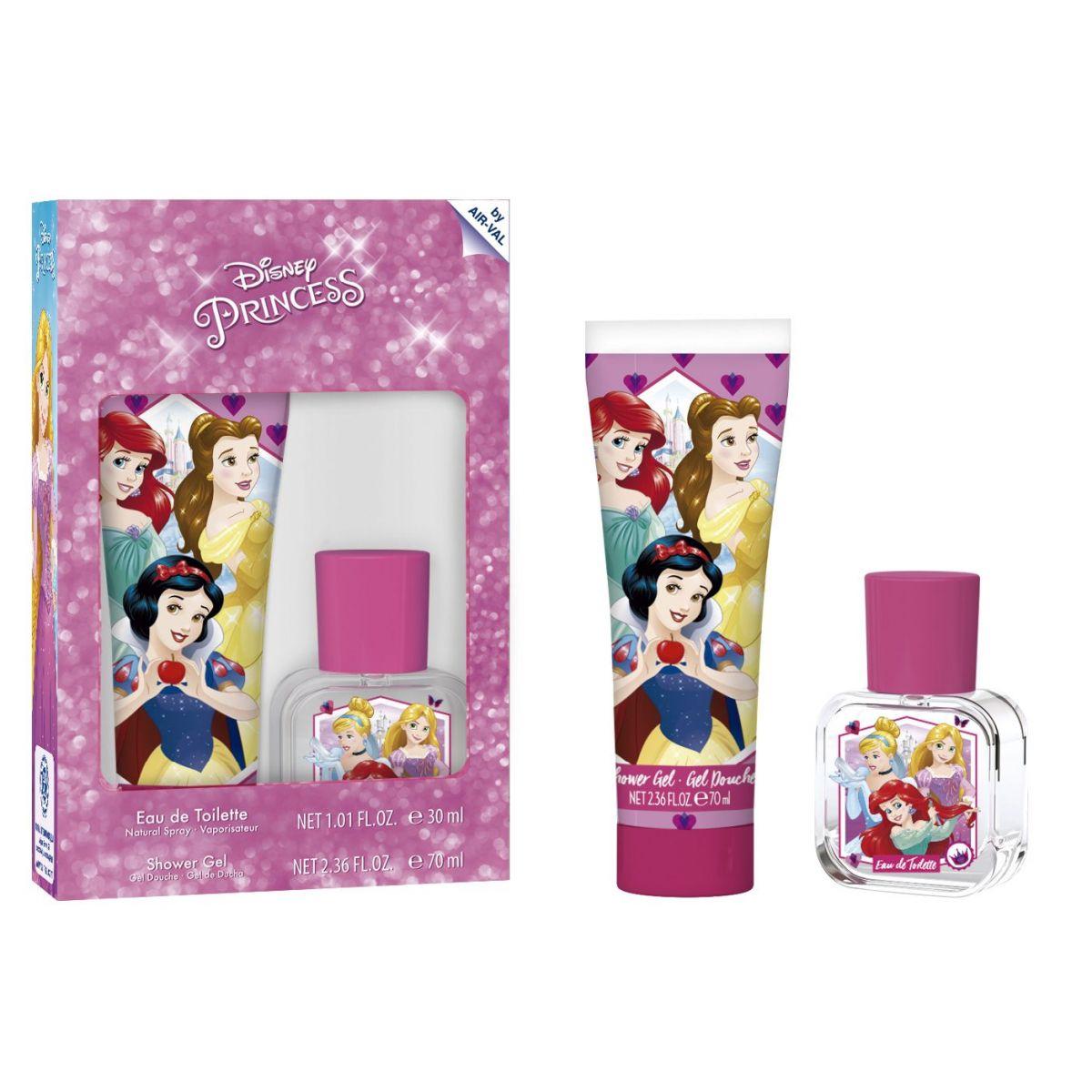 EP Line Princess EDT 30 ml + sprchovací gel 70 ml darčeková sada