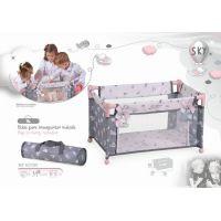 DeCuevas 50035 Cestovná postieľka pre bábiky SKY 2020 3