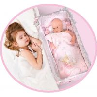 DeCuevas Novorodenecká postieľka pre bábiky s funkciou spoločného spania Magic Maria 2020 3