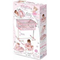 DeCuevas Novorodenecká postieľka pre bábiky s funkciou spoločného spania Magic Maria 2020 6