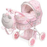 DeCuevas Skladací kočík pre bábiky s batôžkom a doplnky Magic Maria 2020 - 60 cm