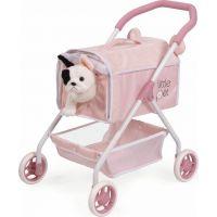 DeCuevas Môj prvý kočík pre psíka s doplnkami Little Pet 2020 - 56 cm