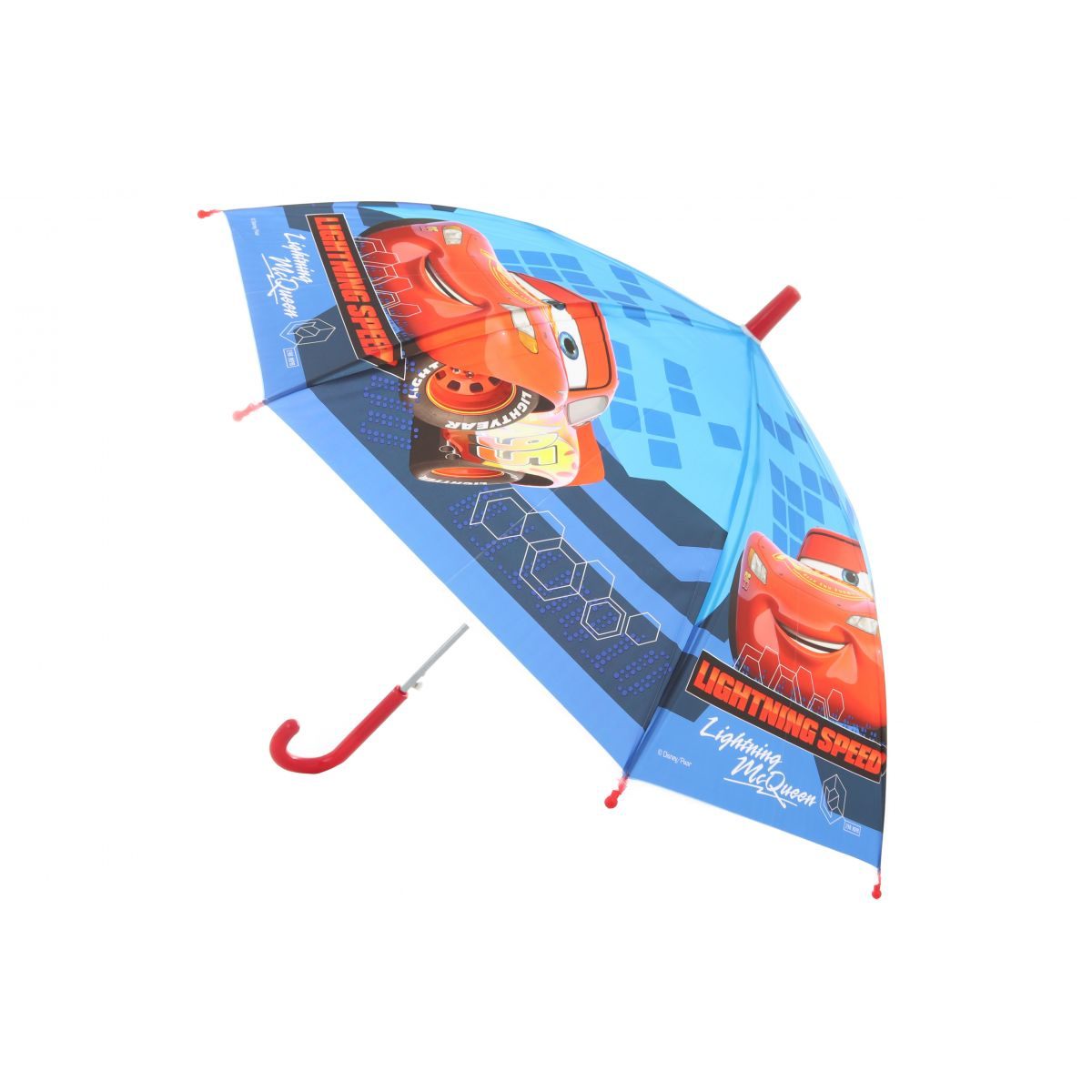 Dáždnik Cars vystreľovací